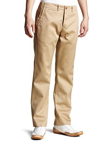 Beams Type 66 Military Chino 11-23-0786-086: Khaki