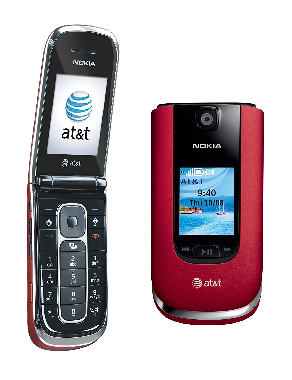 AT&T Nokia 6350 Flip phone | Property Room