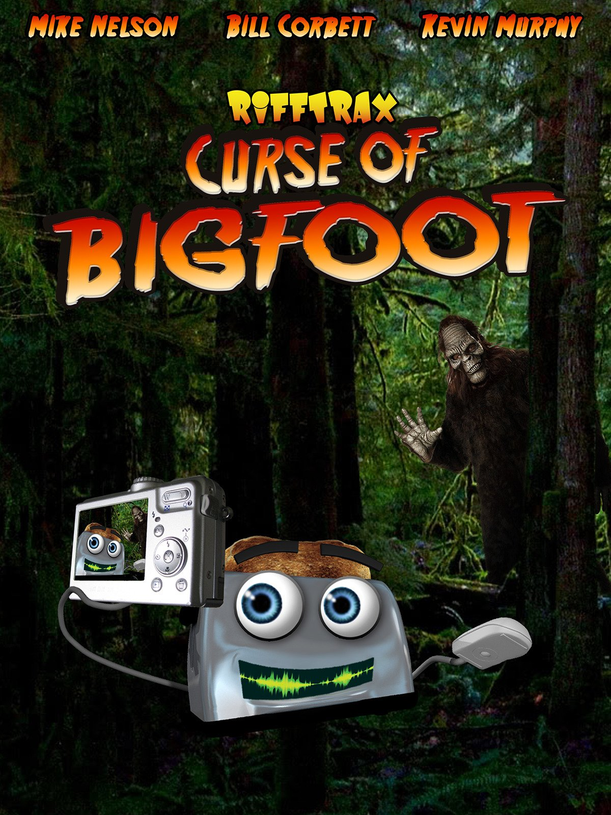 RiffTrax: Curse of Bigfoot
