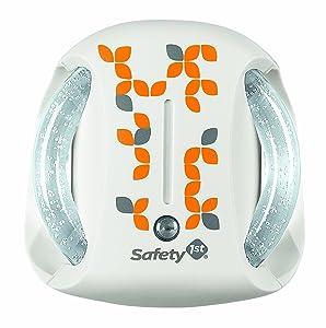 Safety 1st - Luz nocturna con funcionamiento automático  Bebé Comentarios de clientes y más noticias