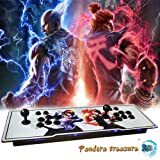 XFUNY Arcade Game Console 1080P 3D & 2D Games 2020 in 1 Pandora's Box 3D 2 Players Arcade Machine with Arcade Joystick Support Expand 6000+ Games for PC / Laptop / TV / PS4 (KOF) (Color: King of Fighters)