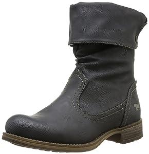 Mustang 1139618, Boots femme   Commentaires en ligne plus informations