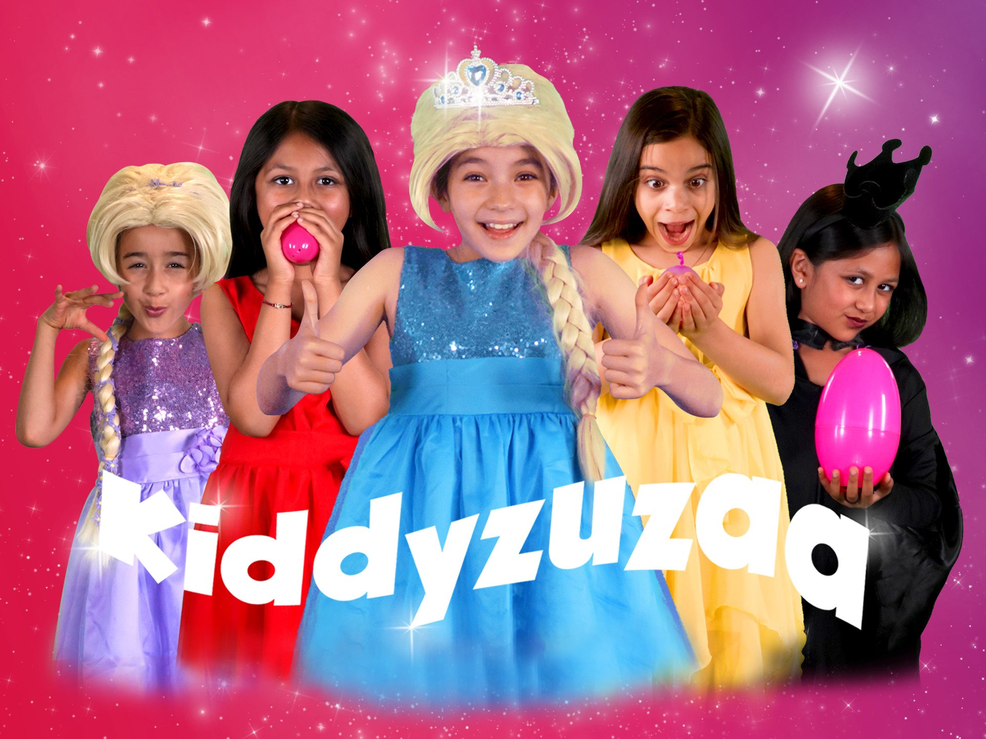 Kiddyzuzaa - Season 1