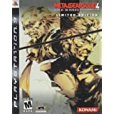 Metal Gear Solid 4: Guns of the Patriots Limited Edition