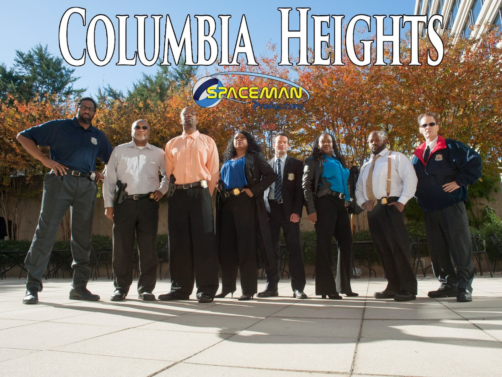Columbia Heights on Amazon Prime Instant Video UK