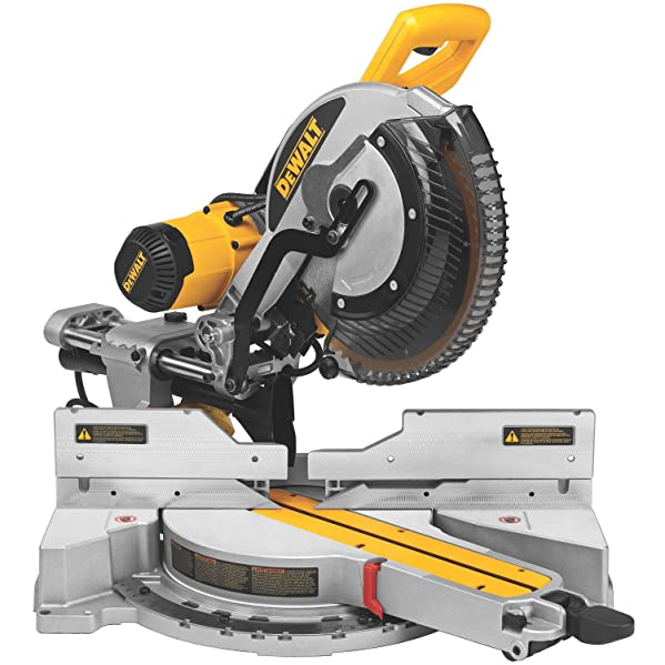 DeWalt DWS780 12-inch Double Beveled Sliding Compound Miter Saw