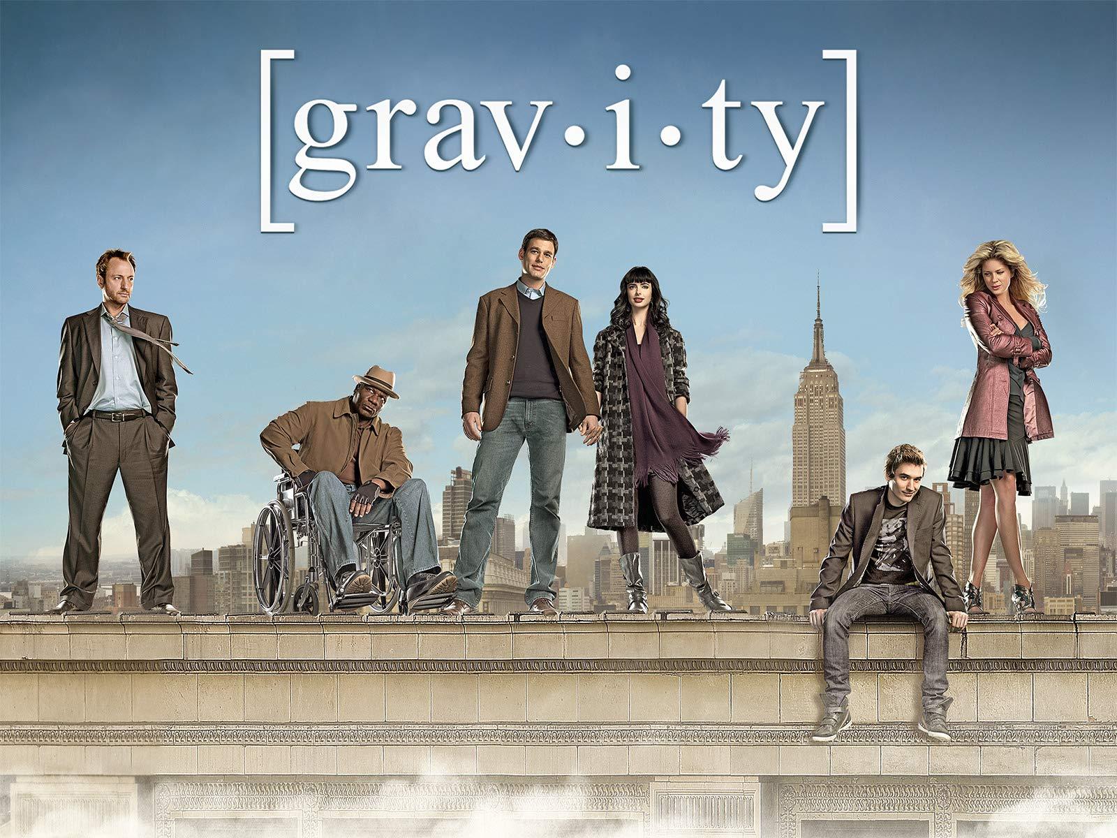 Gravity on Amazon Prime Video UK