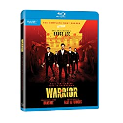 Warrior: S1 (BD+DC) [Blu-ray]