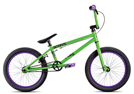 Dk Bikes 18 Inch DK Intervol BMX Bike