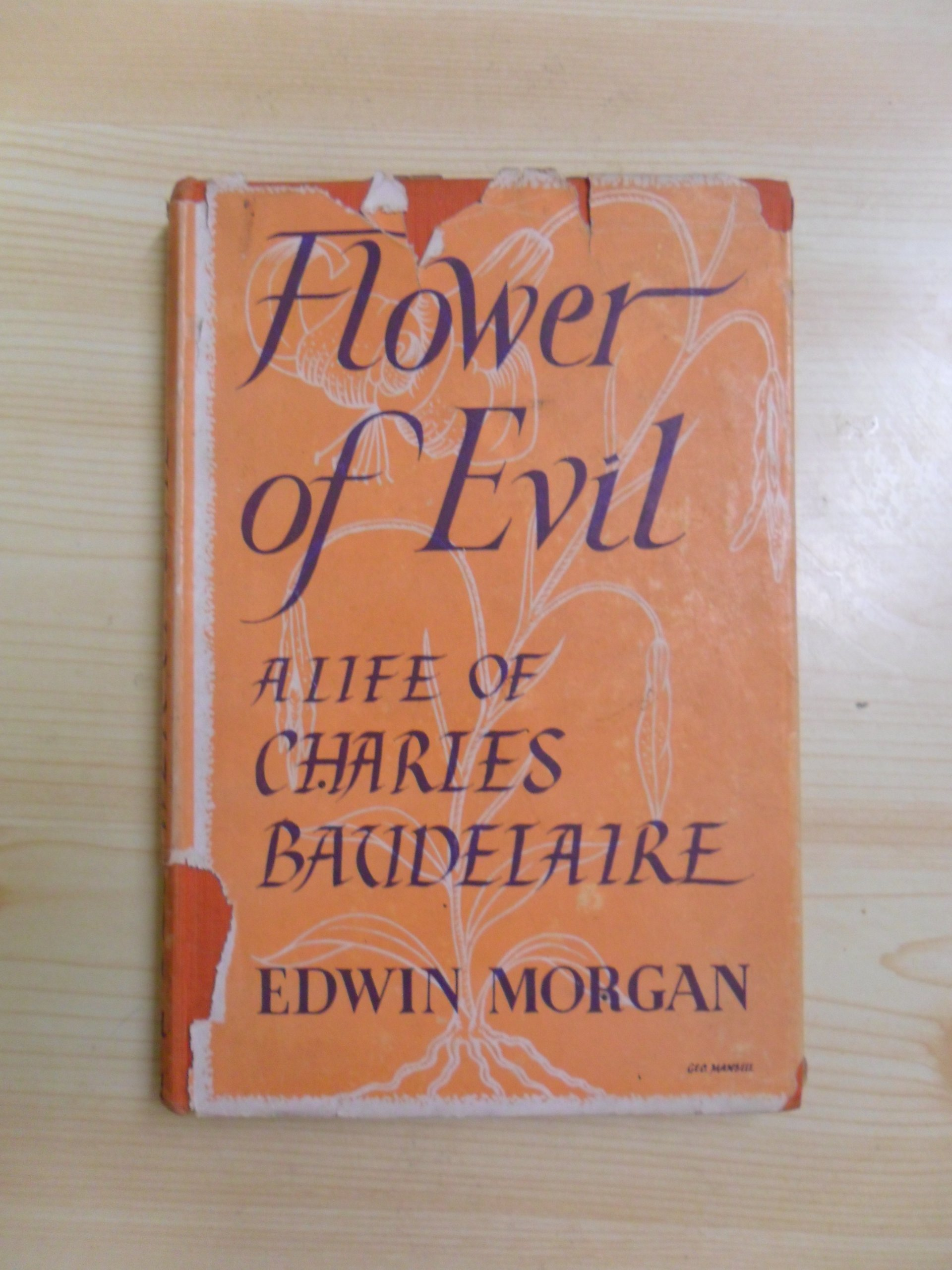 FLOWER OF EVIL, Edwin Morgan