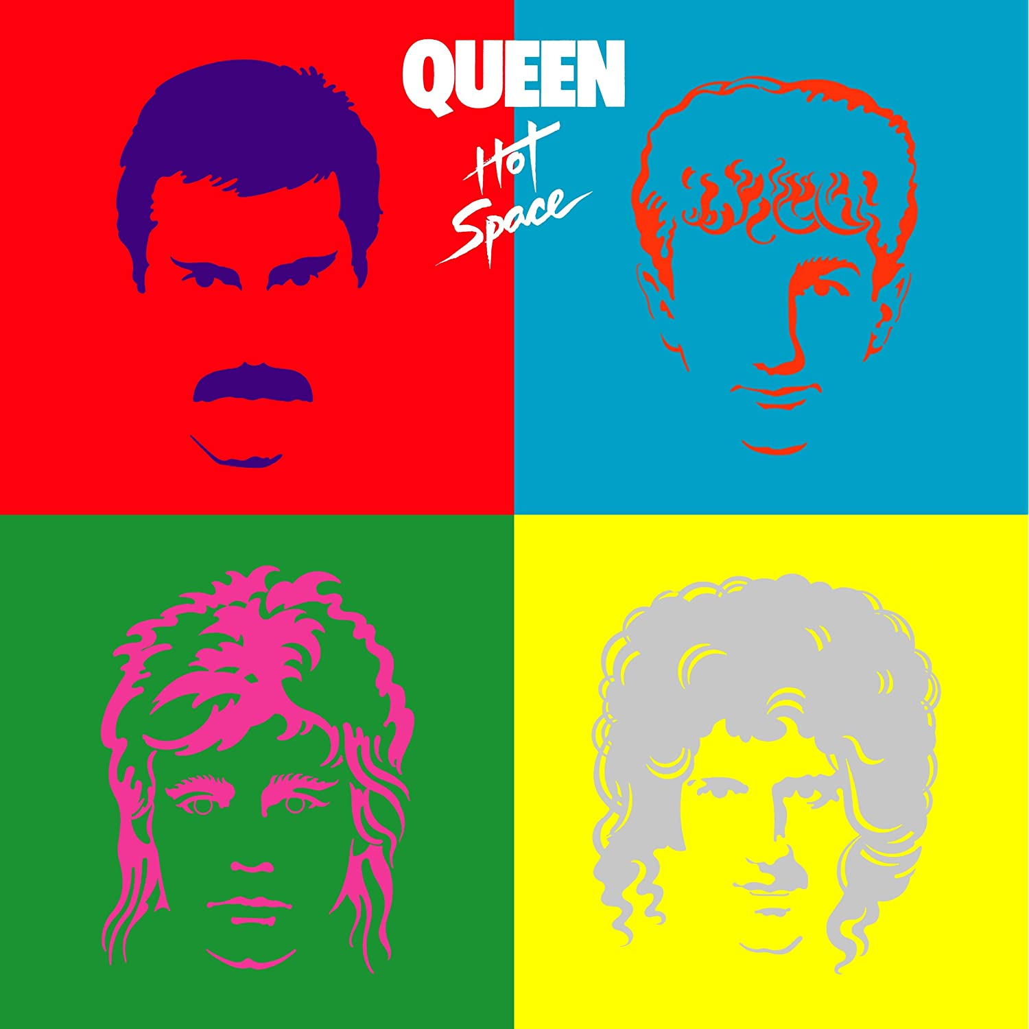 Hot Space: Deluxe Edition