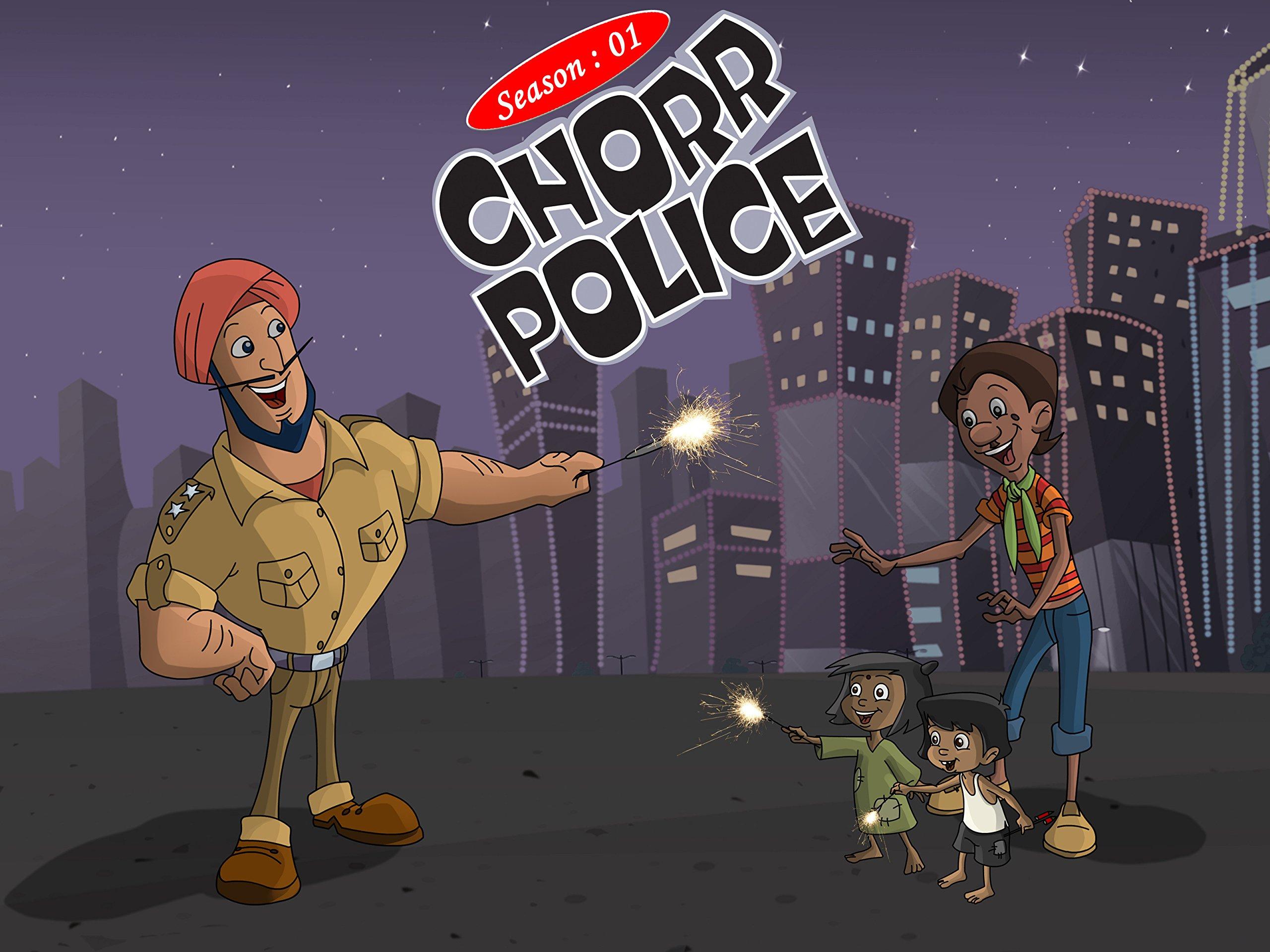 Chorr Police Season 01 - Season 1
