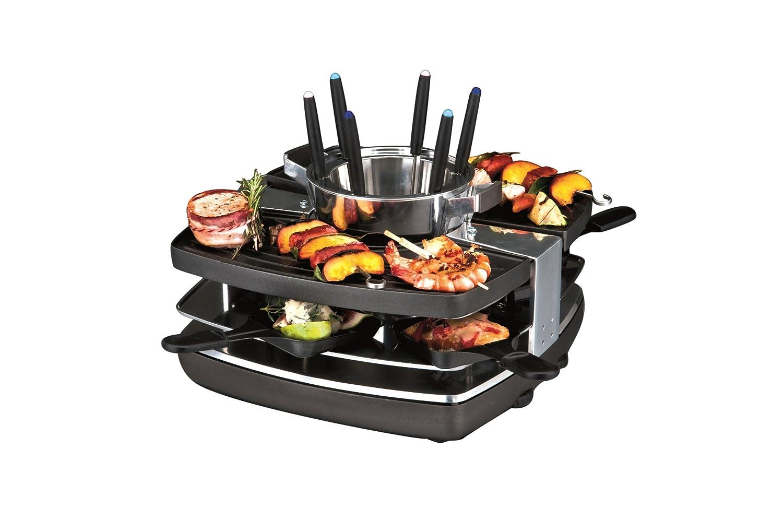 Gastroback 42559 Design Raclette-Fondue-Set jetzt bestellen