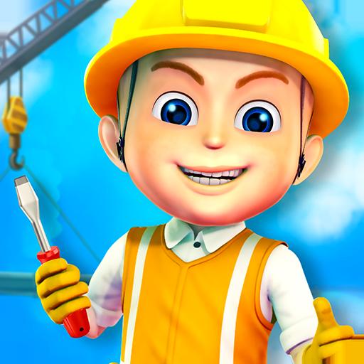 costruire-citta-gioco-bambini-gioco-di-costruzioni-per-bambini-ruspe-camion-e-gru-per-costruire-la-c