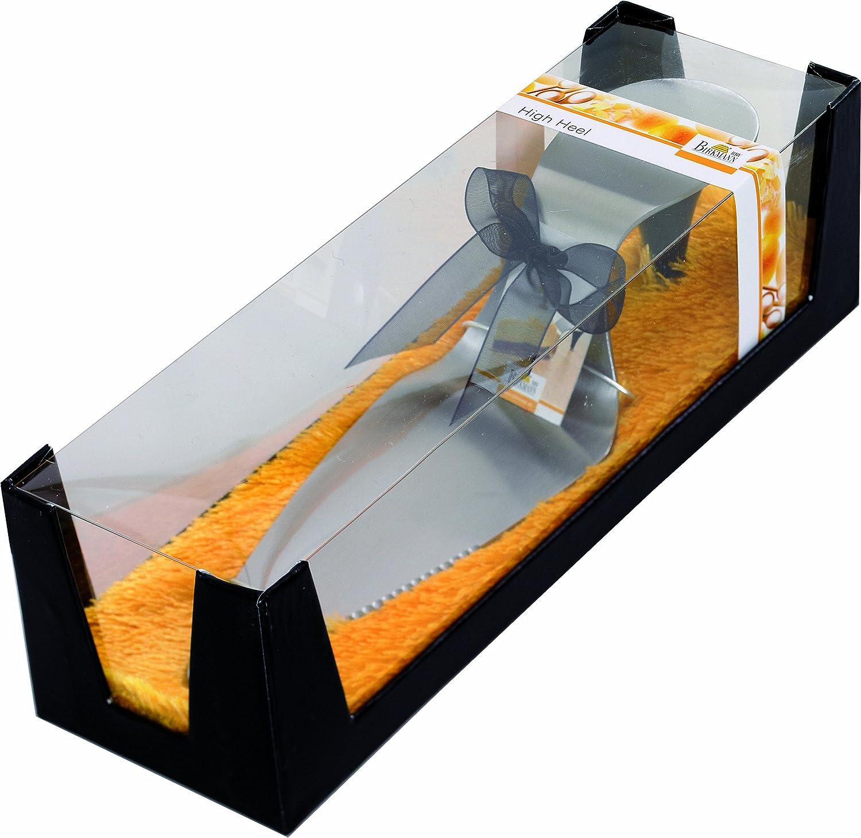 rezension birkmann 430921 high heel cake server in. Black Bedroom Furniture Sets. Home Design Ideas