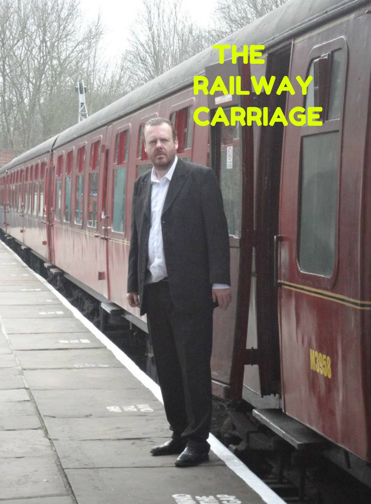 The Railway Carriage on Amazon Prime Instant Video UK