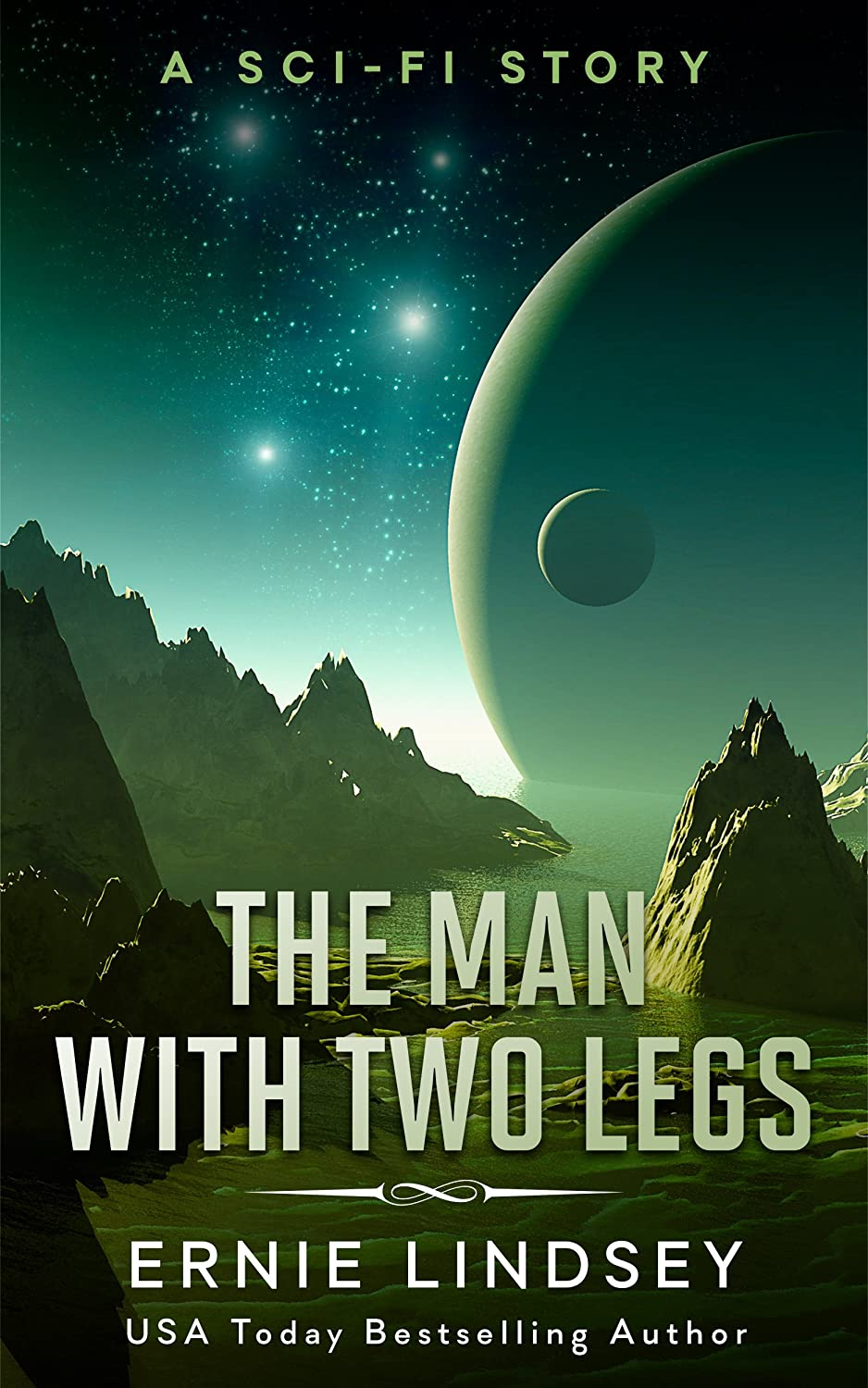The Man With Two Legs