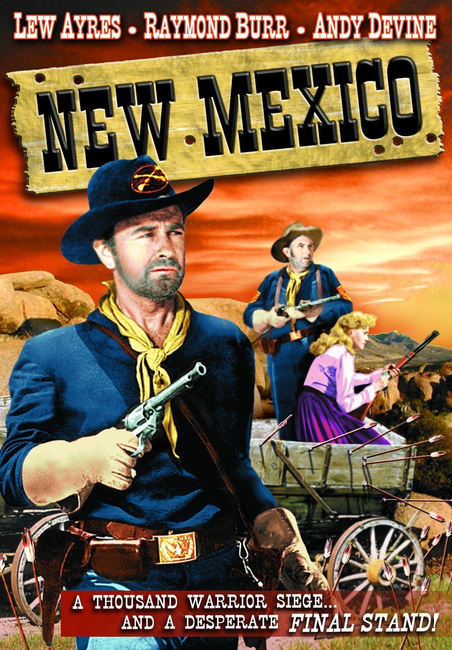 New Mexico Cover