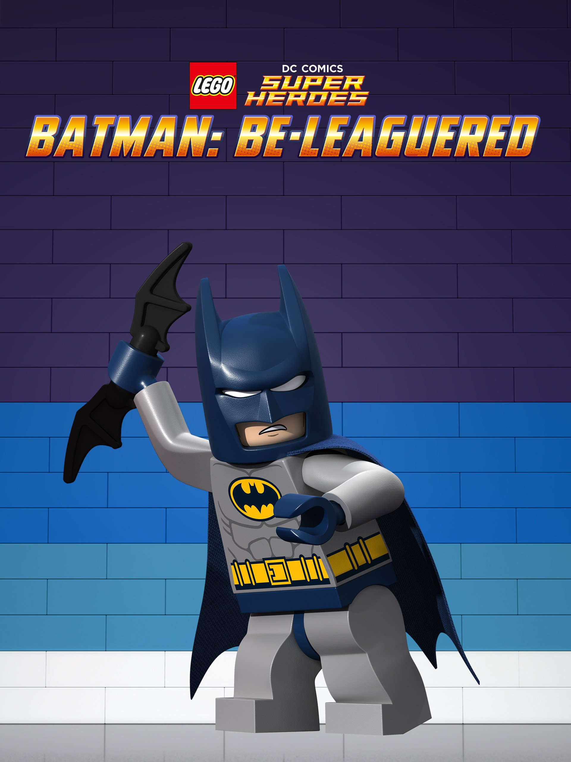 BATMAN: BE-LEAGUERED