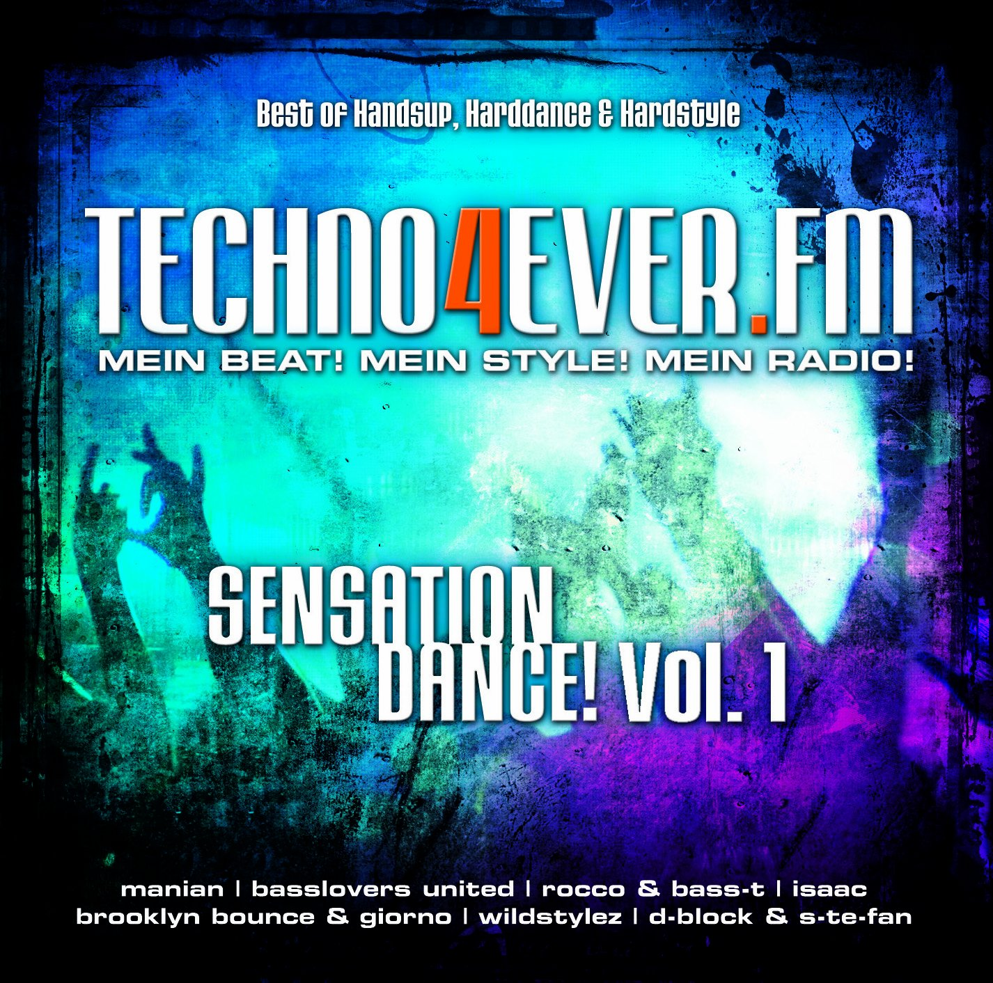 Various Artists-Techno4ever.FM Sensation Dance! Vol. 1