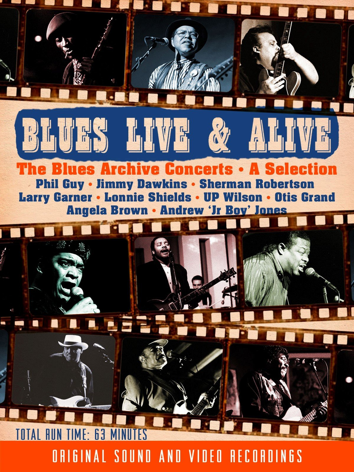 Blues Live And Alive on Amazon Prime Video UK