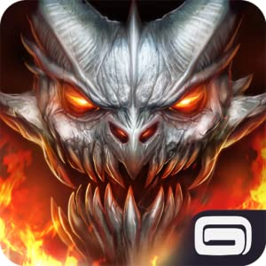 Dungeon Hunter 4 from Gameloft