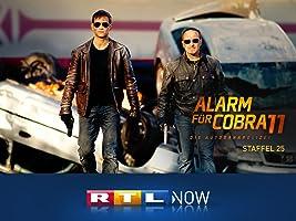 Alarm f�r Cobra 11 (Staffel 25)