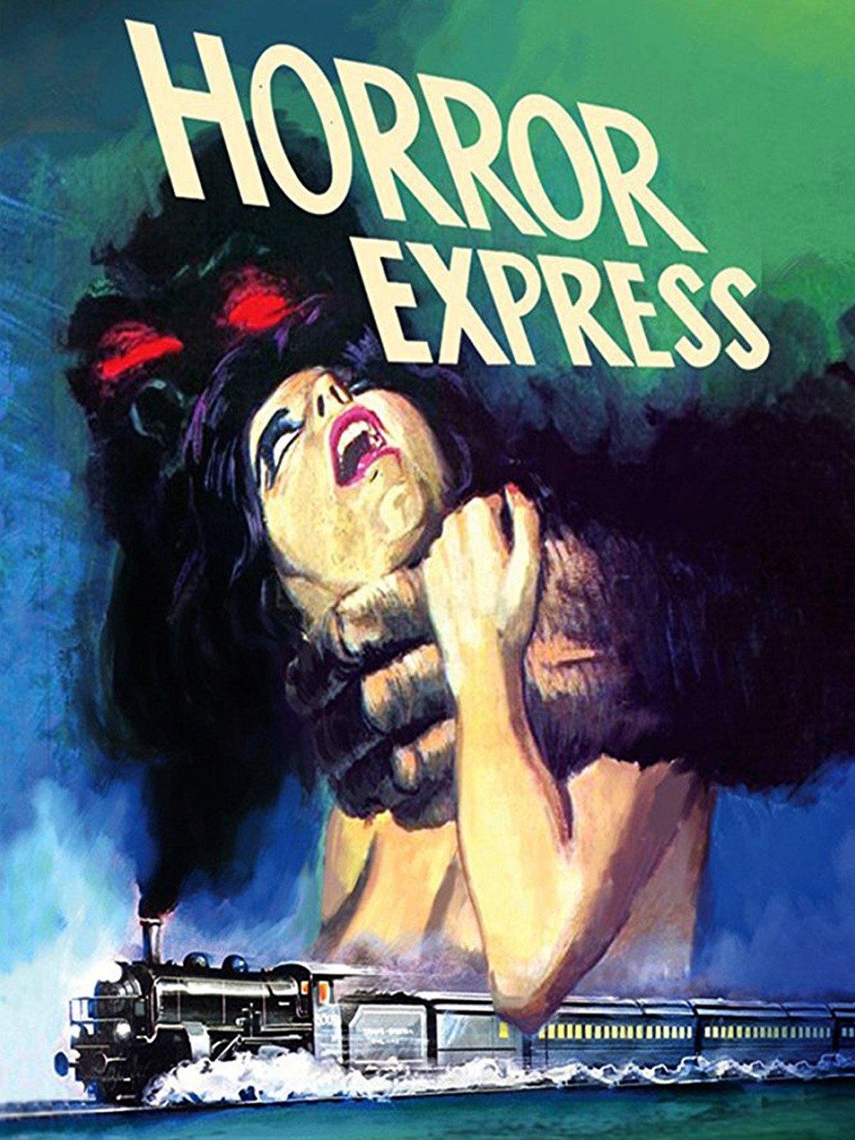 Horror Express on Amazon Prime Instant Video UK