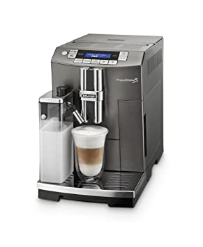 delonghi one touch ecam kaffee vollautomat primadonna s us39. Black Bedroom Furniture Sets. Home Design Ideas