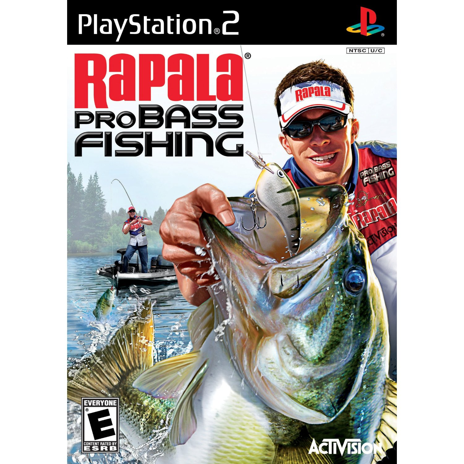 Rapala pro bass fishing outdoor store for Pro fishing gear