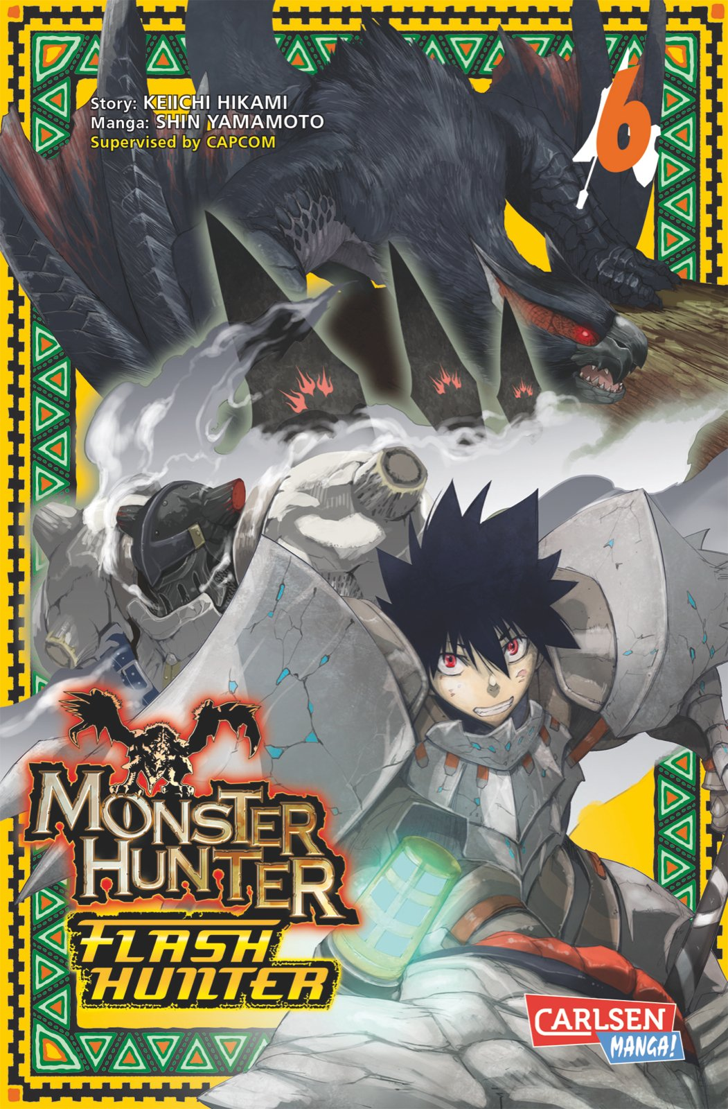 Monster Hunter Flash Hunter, Band 6