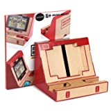 DOTONE Cardboard Toy Stand for Nintendo Switch Accessories Variety Kit Customization Cardboard Sheets Arcade Bracket Paper DIY Switch Holder Game Joy-con Garage