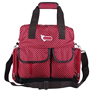 Ecosusi Diaper Backpack Diaper Bags Baby Bags Large Capacity