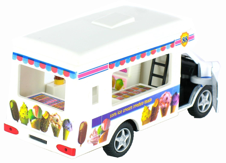 Ice Cream Skateboards Ice Cream Vending Truck