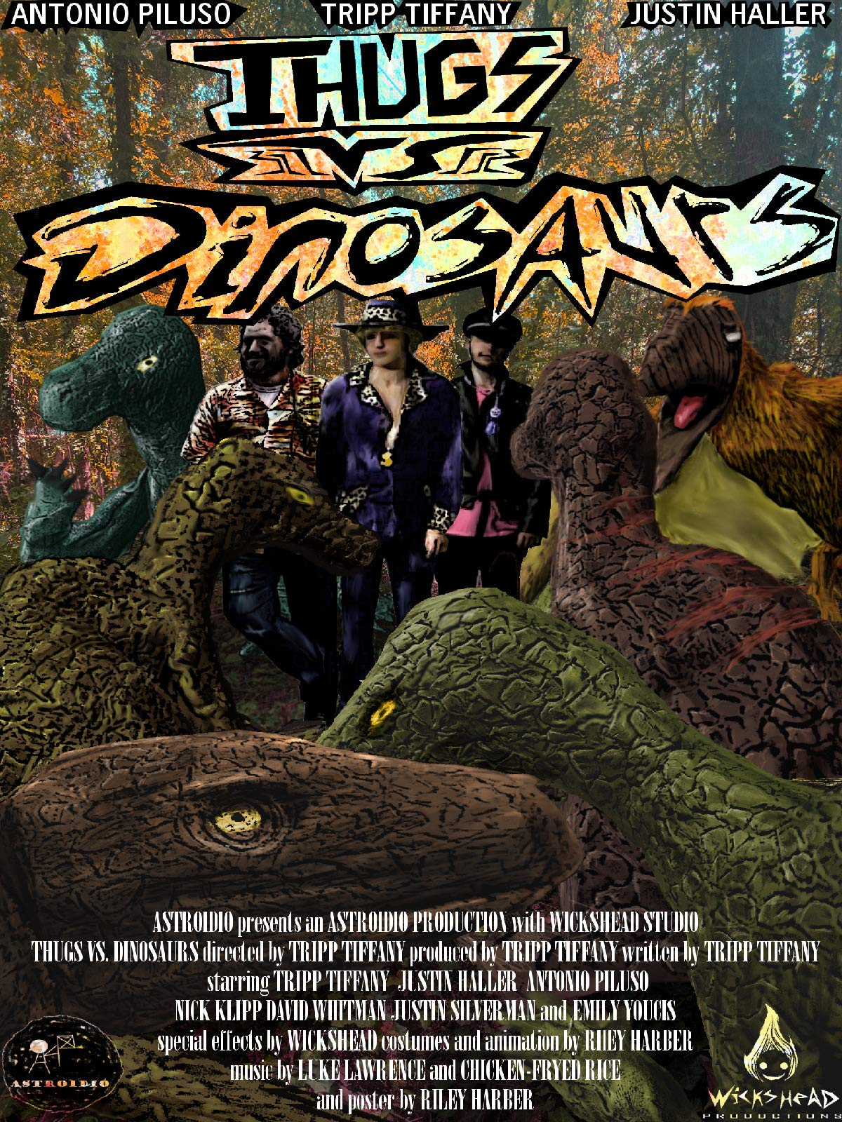 Thugs VS Dinosaurs on Amazon Prime Instant Video UK