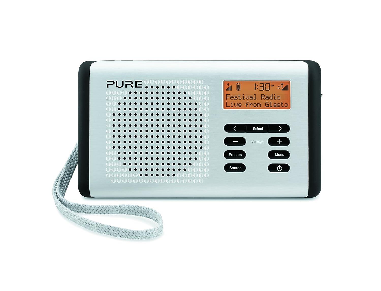 Web radio PURE MOVE VL61819 BLANC