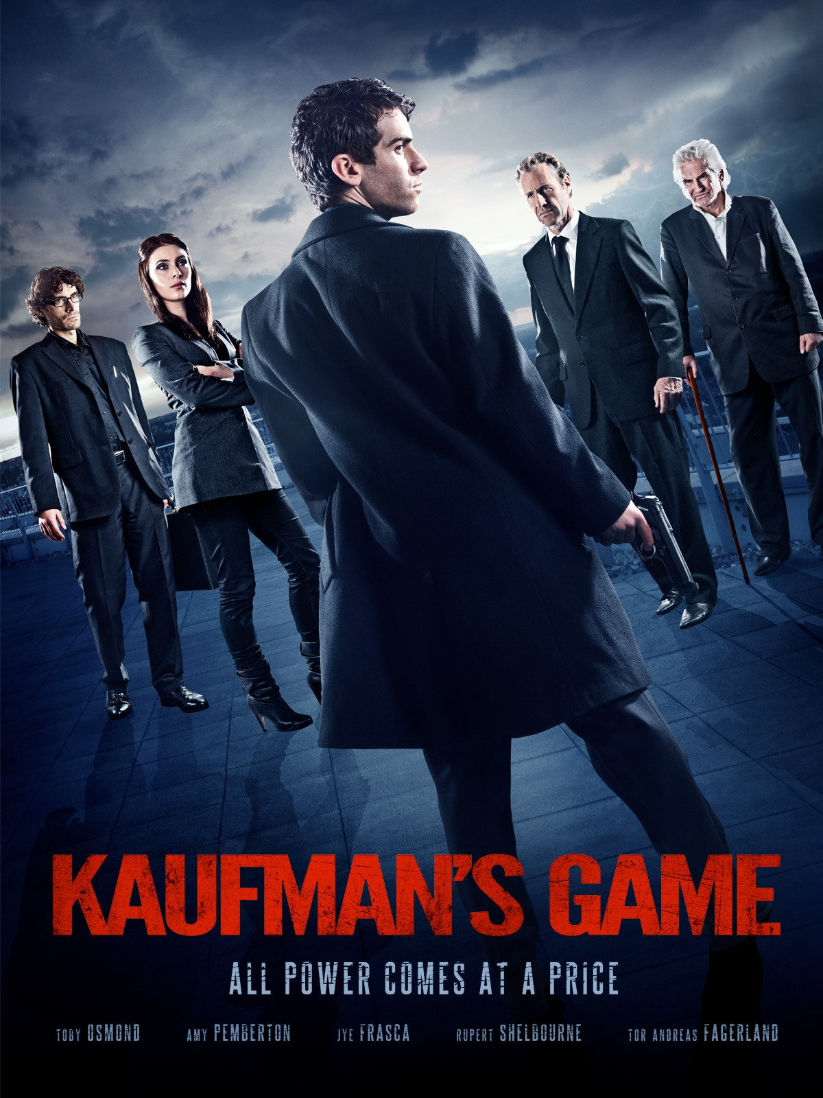 Kaufman's Game