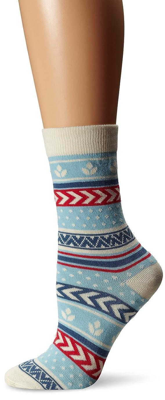 PACT Women's Organic Cotton-Blend Crew Sock