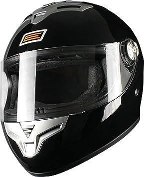 Origine helmets 203105010100004 Casque Golia, Taille : M, Brillant Noir
