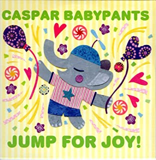 Book Cover: JUMP FOR JOY!