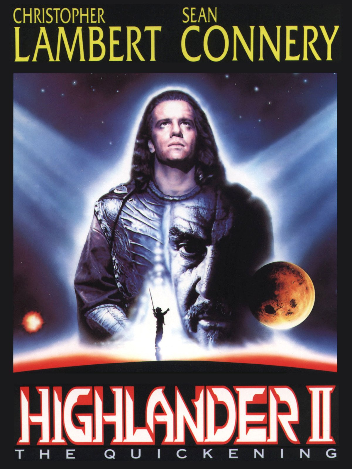Highlander II: The Quickening on Amazon Prime Instant Video UK