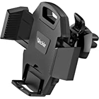 Veckle Air Vent Car Phone Holder with Release Button Armor Cradle