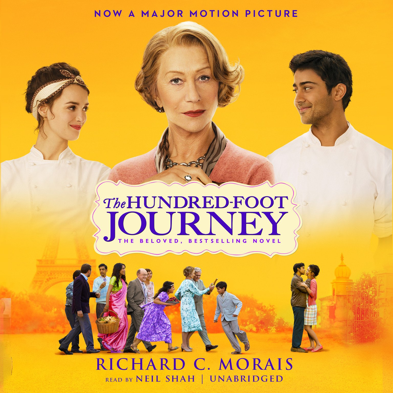 Buy The Hundredfoot Journey Book Online At Low Prices In India  The  Hundredfoot Journey Reviews & Ratings  Amazon