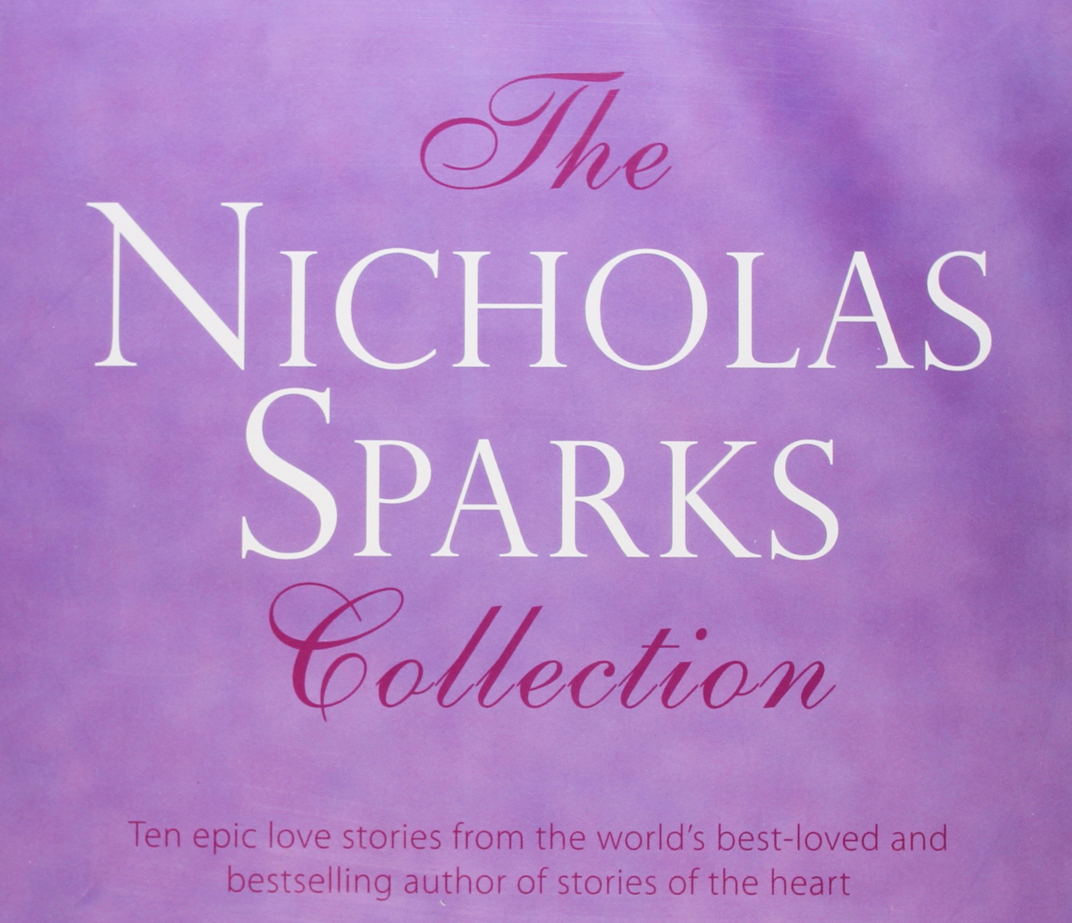 Buy The Nicholas Sparks Collection (old Edition) Book Online At Low Prices  In India  The Nicholas Sparks Collection (old Edition) Reviews & Ratings