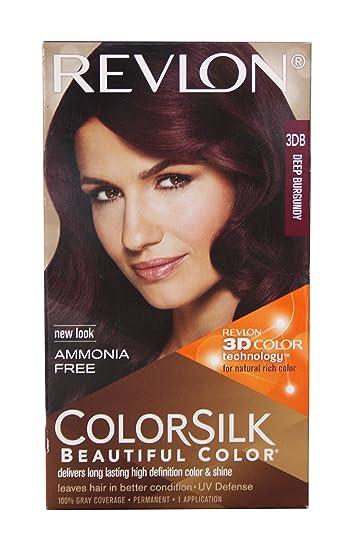 Buy Revlon Colorsilk Hair Color With 3D Color Technology 3Db Deep
