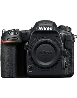 Spiegelreflexkamera Nikon D500 Megapixel LCD Touchmonitor 4K UHD Video B01AUBSY38