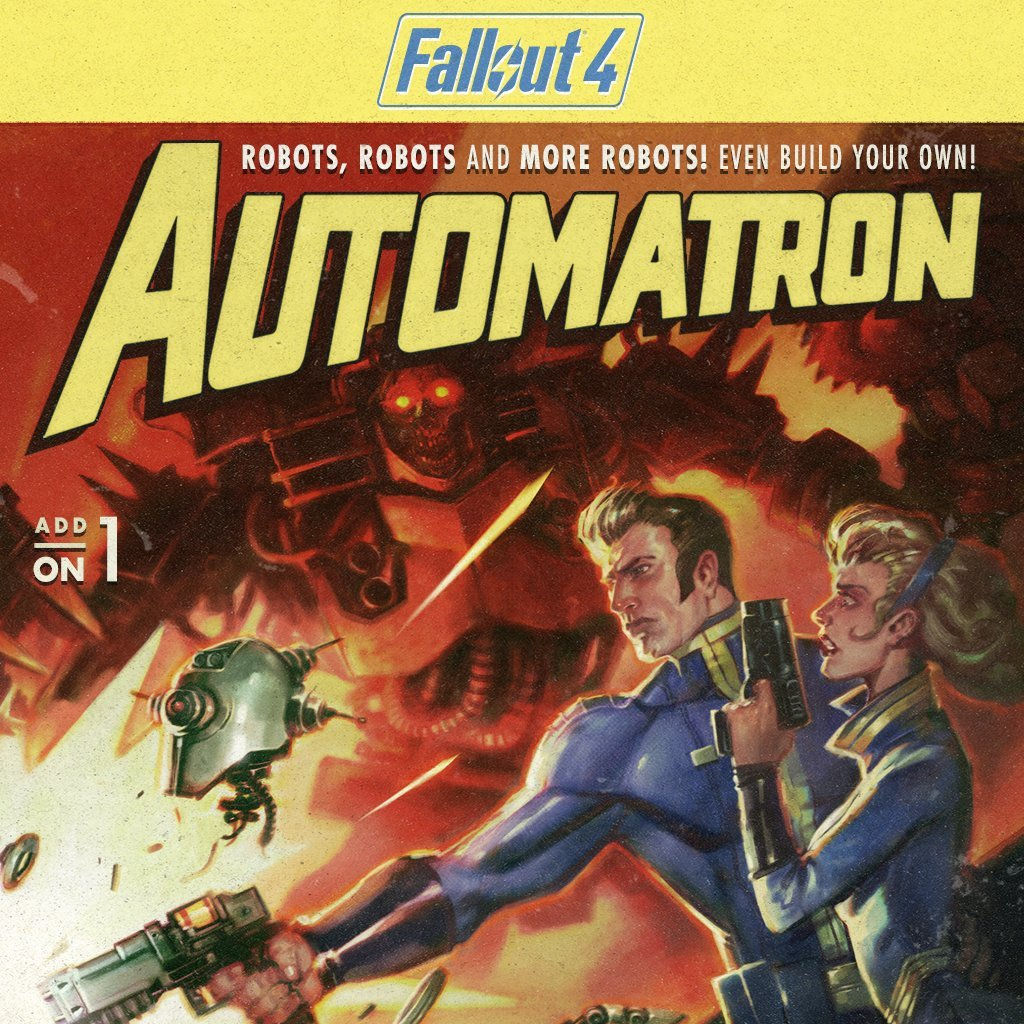 Fallout 4: Automatron - PS4 (Digital Code)