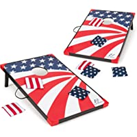 EastPoint Sports Stars and Stripes Corn Hole Set