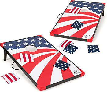 EastPoint Stars & Stripes Corn Hole Set