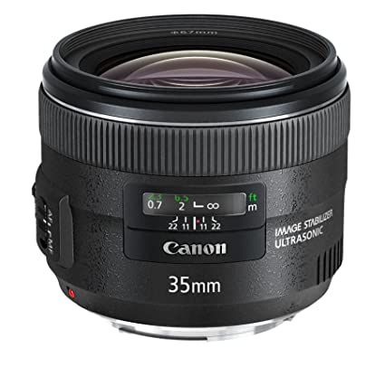 Canon Objectif 35 mm f/2.0 IS USM